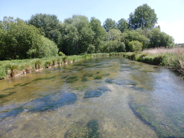 River Near Easton