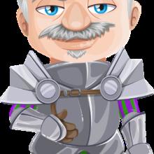 Knight by GraphicMama-team via Pixabay
