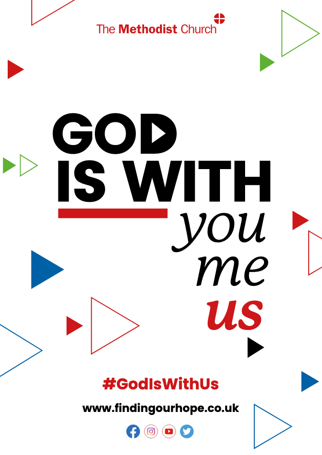 Christmas 2020 - God is with you, with me, and with us.