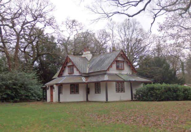 cranbury park lodge