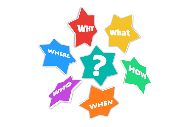 questions image by geralt via Pixabay