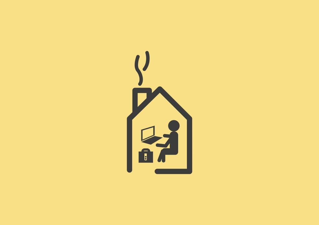 telework image by cromaconceptovisual via Pixabay