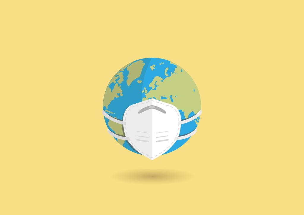Virus - image by cromaconceptovisual via Pixabay.