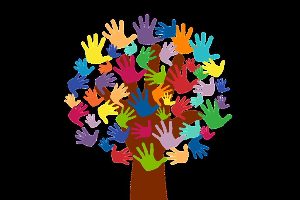 volunteers image by Geralt by Pixabay