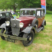 A similar car to the old Morris