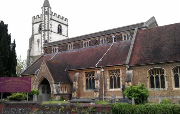 All Saints Church, Wokingham