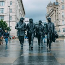 The Beatles Image by Maxpinsoo from Pixabay